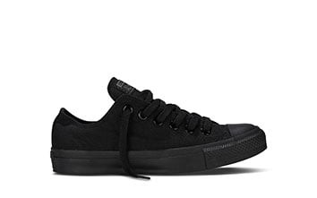 Converse Chucks Taylor All Star Ox Low Sneaker M5039 (Schwarz)