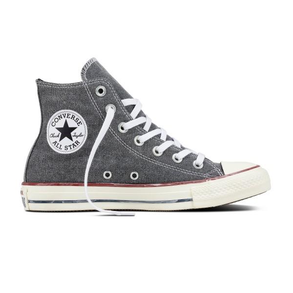 Converse Chucks Taylor All Star Hi Sneaker 159537C (Schwarz/Weiß)