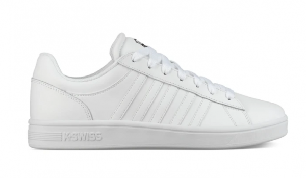 K-Swiss Court Winston Herren Sneaker 06154 (Weiß 175)