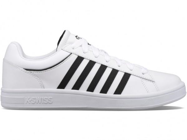 K-Swiss Court Winston Herren Sneaker 06154 (Weiss 919)