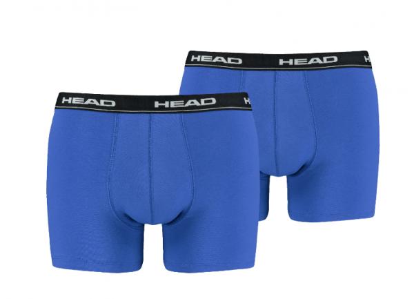 Head 4er Pack Basic Boxer Herren Unterwäsche 891003001 (Blau 021)