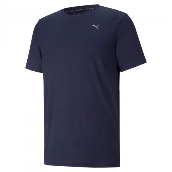 Puma Performance SS Tee Herren T-Shirt 520314 (Blau 06)