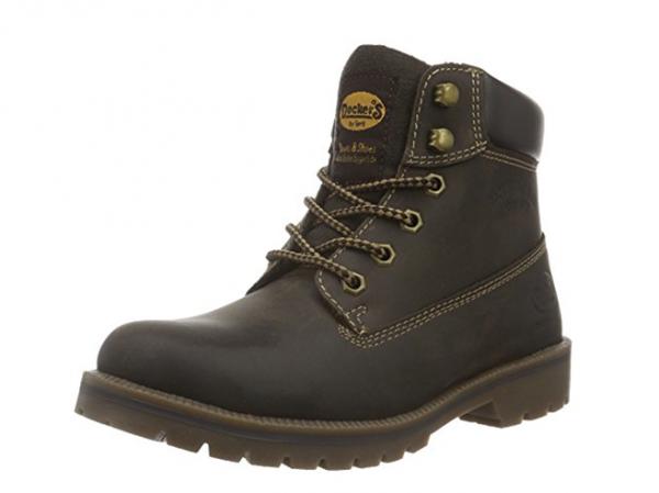 Dockers Damen Stiefel 35AA303-400 (Braun 360)