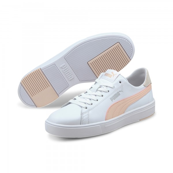 Puma Serve Pro Lite Damen Sneaker 374902 (Weiss 06)