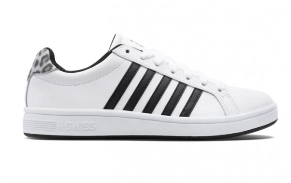 K-Swiss Court Tiebreak Damen Sneaker 97011 (Weiß 185)