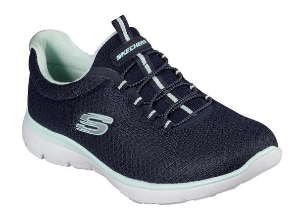 Skechers Summits Damen Sneaker (Blau NVAQ)