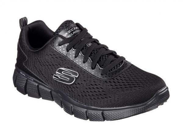Skechers Equalizer 2.0 - Settle the Score Herren Sneaker 51529 (Schwarz-BBK)