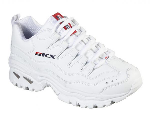Skechers Energy - Timeless Vision Damen Sneaker 13423 (Weiß-WML)