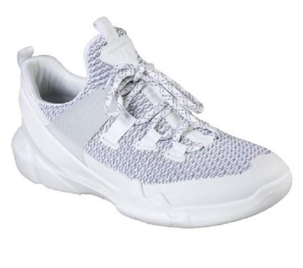 Skechers D'Lites - DLT-A Herren Sneaker 51883 (Weiß-WGRY)