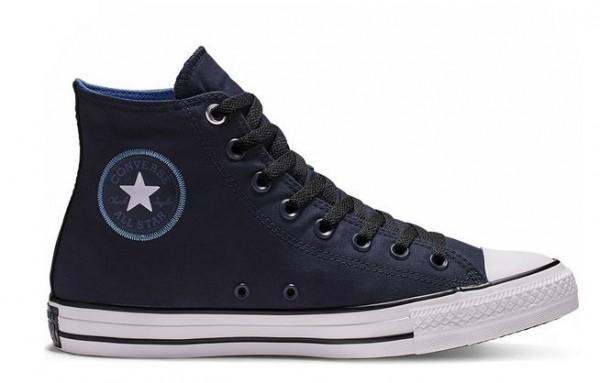 Converse Chucks Taylor All Star Space Explorer Hi Sneaker 164882c(Blau)
