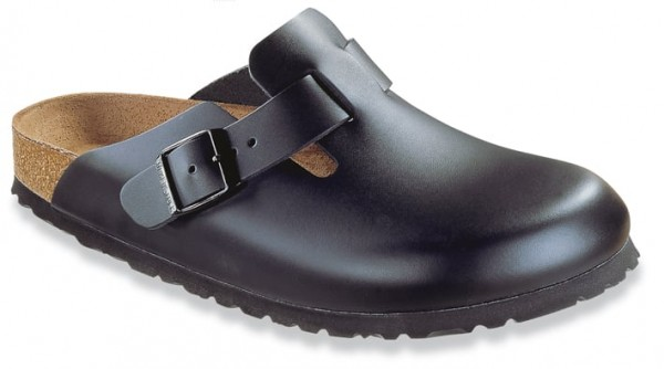 Birkenstock BOSTON Clogs normal 060191 (schwarz)
