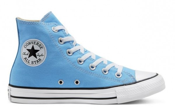 Converse Chucks Taylor All Star HI Sneaker 166706C (Blau)