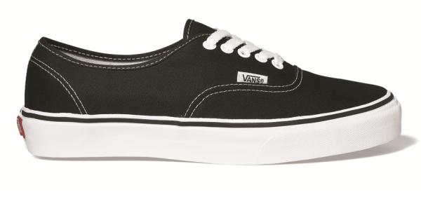 Vans U AUTHENTIC VN000EE3BLK Sneaker (schwarz)