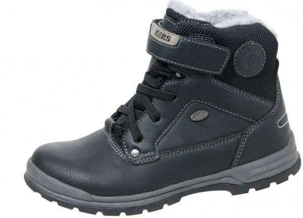 Dockers Kinder Stiefel 43NE705-630100 (Schwarz)