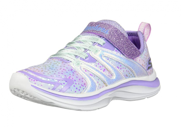 Skechers Double Dreams - Unicorn Wishes Kinder Sneaker 81421L (Lila-LVMT)