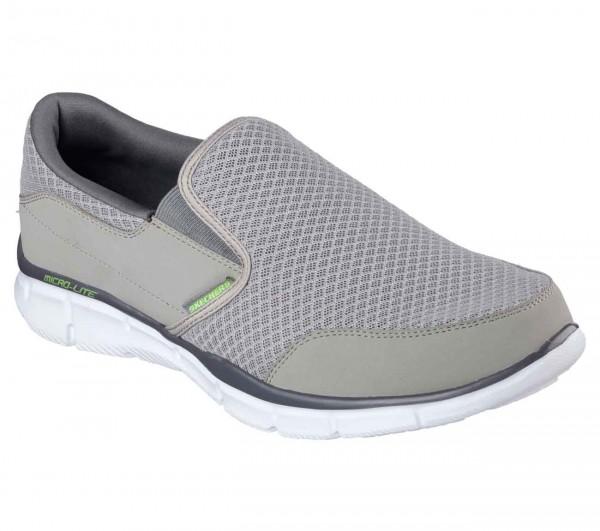 Skechers Equalizer Persistent Herren Sneaker 51361 (Grau-GRY)