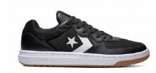 Converse Chucks Taylor Star Rival OX Sneaker 163207C (Black)