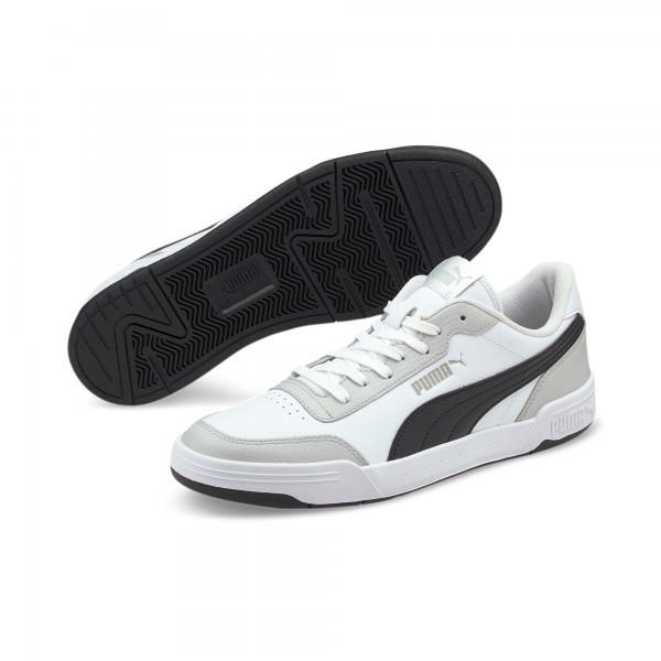 Puma Caracal Herren Sneaker 369863 (Weiß 23)