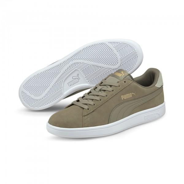 Puma Smash v2 Herren Sneaker 364989 (Grün 51)