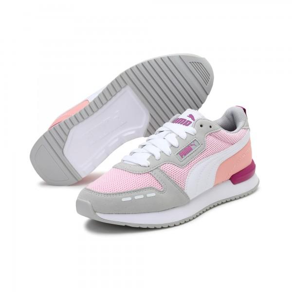 Puma R78 Runner Damen Sneaker 373117 (Grau 28)