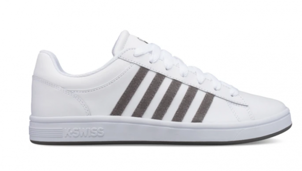 K-Swiss Court Winston Herren Sneaker 06154 (Weiß 103)