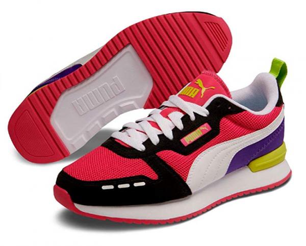 Puma R78 Runner Damen Sneaker 373117 (Lila 04)