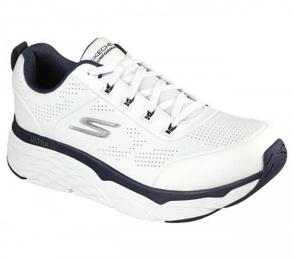 Skechers Max Cushioning Elite - Lucid Herren Sneaker 54431 (Weiß-WNV)
