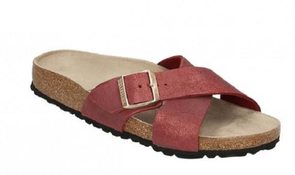 Birkenstock Siena VL Damen Sandale normal 1014903 (Rot)