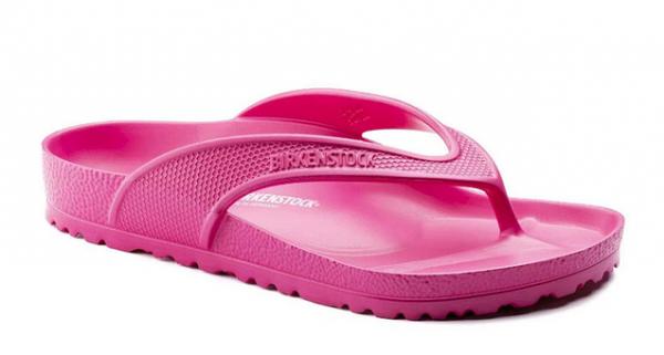 Birkenstock Honolulu EVA Damen Zehentrenner normal 1015491 (Pink)