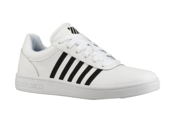 K-Swiss Court Cheswick Herren Sneaker 05585 (Weiß 126)