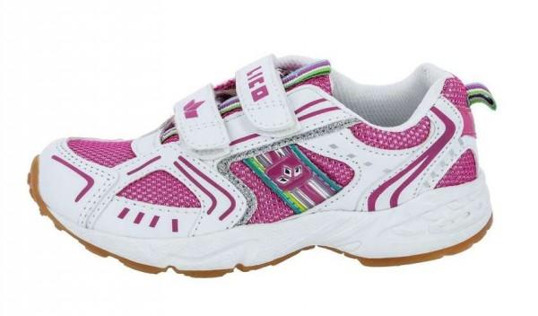 Lico Silverstar V Kinder Sneaker 360325 (Weiß 6029)