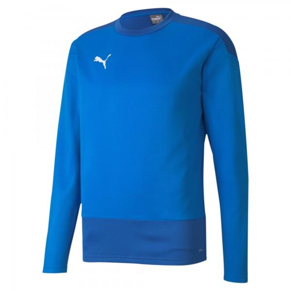 Puma TeamGOAL 23 Training Herren Sweatshirt 656478 (Blau 02)