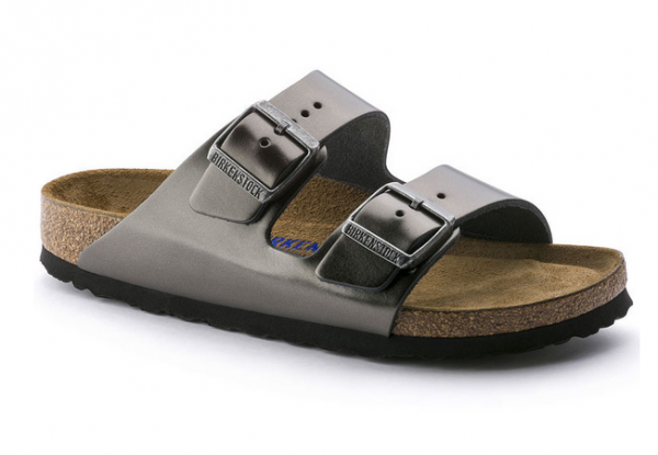 Birkenstock ARIZONA NL Birko-Flor normal 1000292 (Grau)