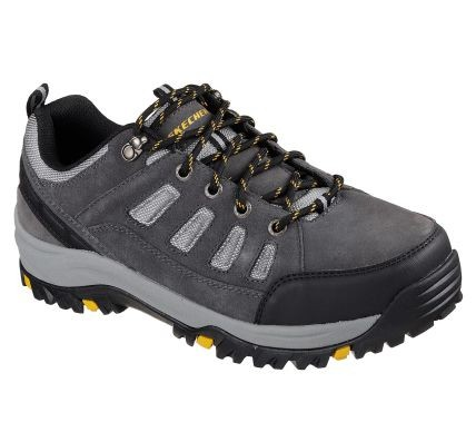 Skechers Relaxed Fit: Relment - Sonego 65673 (Grau-GRY)