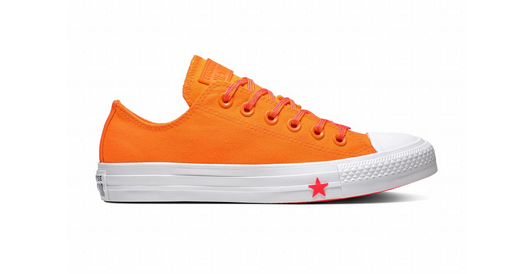 Converse Chuck Taylor All Star Low Sneaker 564115C (Orange)