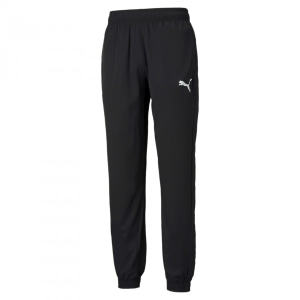 Puma Active Woven Pants CL Herren Hose 586733 (Schwarz 01)