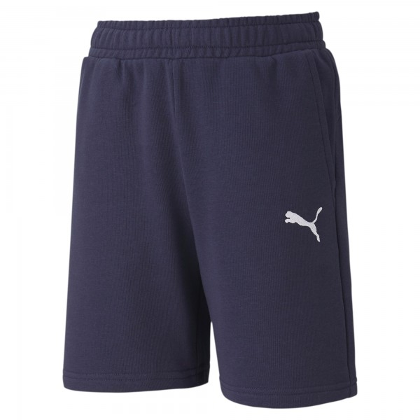 Puma TeamGOAL 23 Casuals Jr Kinder Shorts 656712 (Blau 06)