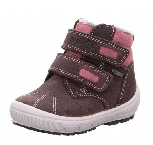 uk availability 025e2 99f7a Superfit Groovy Kinder Winterstiefel (Lila 90)