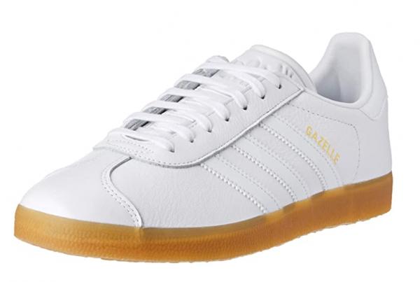 Adidas Gazelle BD7479 weiß halbschuhe   eBay