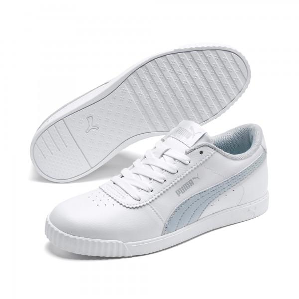 Puma Carina Slim SL Damen Sneaker 370548 (Weiß 07)