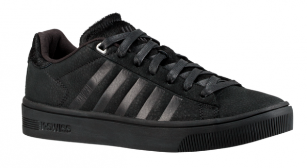 K-Swiss Court Frasco Damen Sneaker 95453 (Black 091)