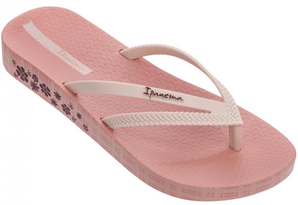 Ipanema Bossa Soft IV Fem Damen Zehentrenner (Pink 9076)