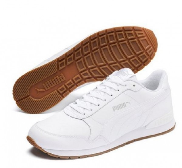 Puma ST Runner v2 Full L Herren Sneaker 365277 (Weiß 09)