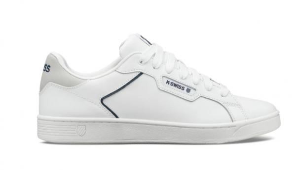 K-Swiss Clean Court II CMF Herren Sneaker 06347 (Weiß 169)
