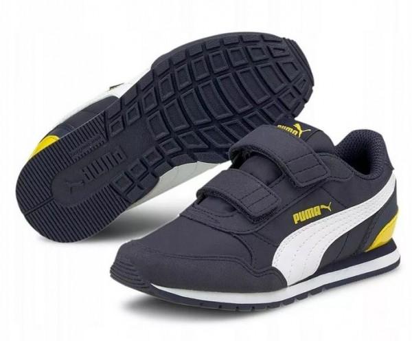 Puma ST Runner v2 NL V PS Kinder Sneaker 365294 (Blau 26)