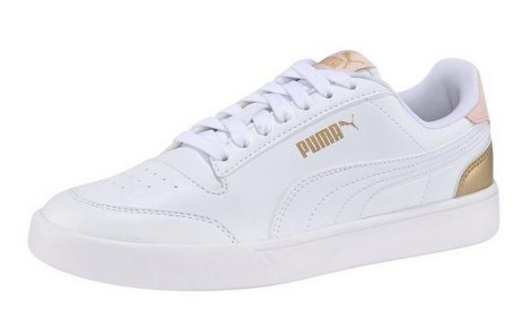 Puma Shuffle Damen Sneaker 309668 (Weiß 09)