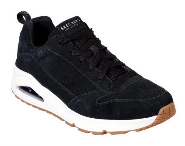 Skechers UNO Herren Sneaker (Schwarz-BLK)