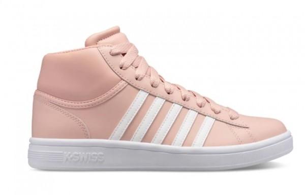 K-Swiss Court Winston Mid Damen Sneaker 96797 (Rosa 673)