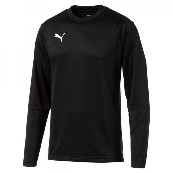 Puma LIGA Training Sweat Herren Shirt 655669 (Schwarz 03)