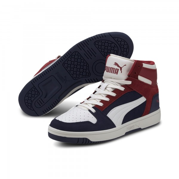 Puma Rebound Layup SD Herren Sneaker 370219 (Blau 04)